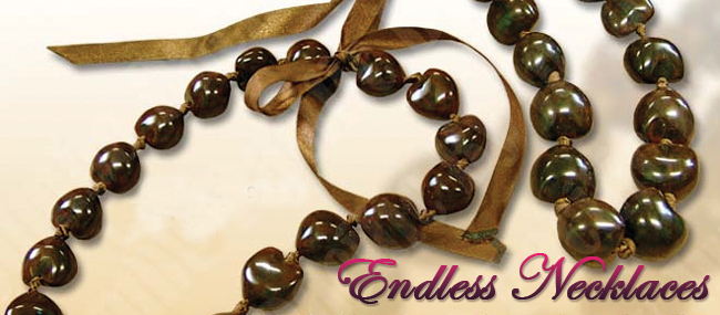 Endless Lumbang Necklace